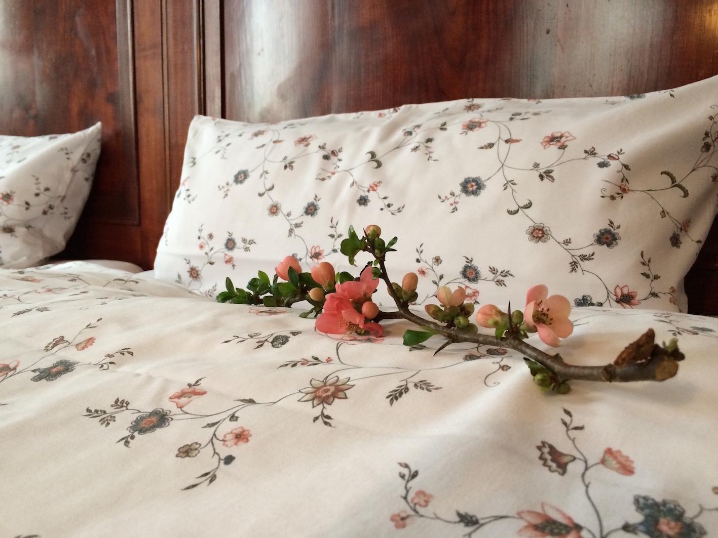 Die Zimmer unserer charmanten Hofreite